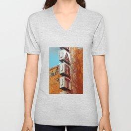 Artful Urban Decay Unisex V-Neck