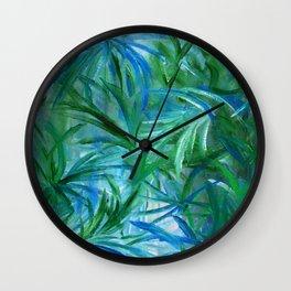 Jungle Boogie Wall Clock