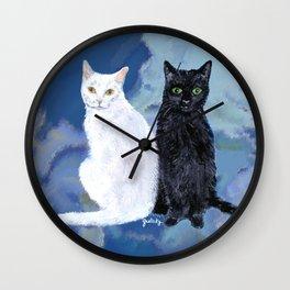 Kingston and Midnight Wall Clock