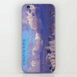 Downtown Vancouver Panorama iPhone Skin