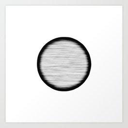 Centered #01 Art Print
