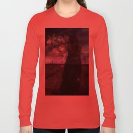The Violinist Long Sleeve T-shirt