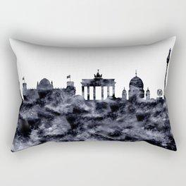 Berlin Skyline Germany Rectangular Pillow