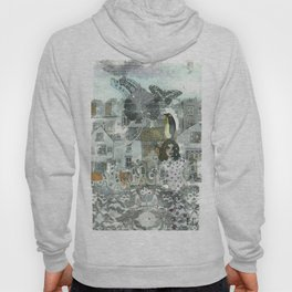 """""""A Woman in the Old Town"""" Hoody"""