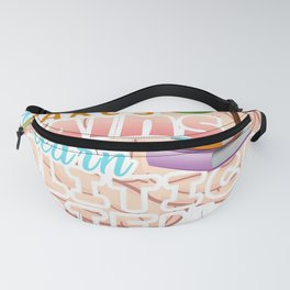 Political Science Degree Takes Brains to Learn Political Science Fanny Pack