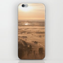 Misty SunRise iPhone Skin