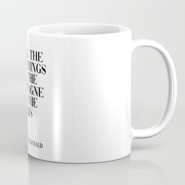 among the whisperings Coffee Mug
