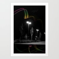 New Years Eve 2012 Art Print