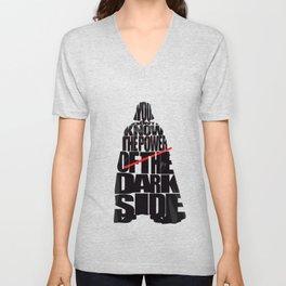 Darth Vader Unisex V-Neck