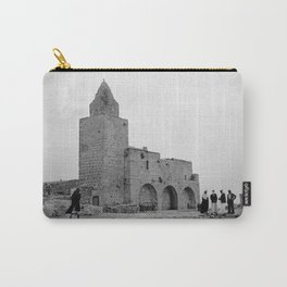 Neby Yunis Shrine on Hebron Road Carry-All Pouch