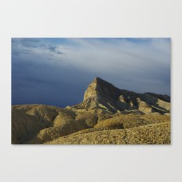 Near Zabriskie Point, Death Valley Canvas Print