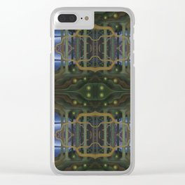 No Trespassing Clear iPhone Case