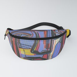 Frank-yellow Fanny Pack