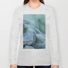 Marble River Run Long Sleeve T-shirt