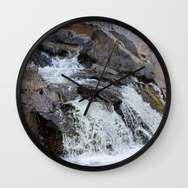Lester River Wall Clock