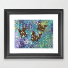 If there's any... Framed Art Print