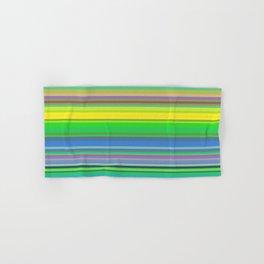 Striped 3 Hand & Bath Towel