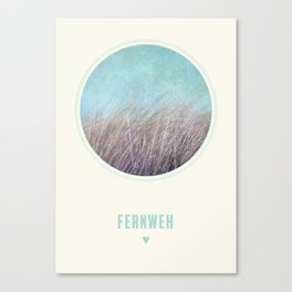 Fernweh I Canvas Print