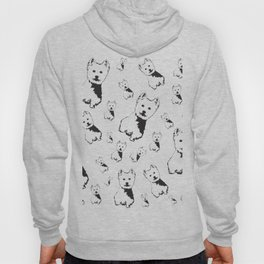 WEST HIGHLAND TERRIER GIFTS Hoody