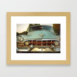 caddy-o Framed Art Print