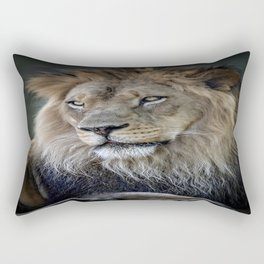 In the Jungle, the Mighty Jungle Rectangular Pillow