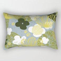 Kokedama Garden by Friztin Rectangular Pillow