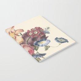 Henriëtte Geertruida Knip - a bouquet - 1820 Notebook