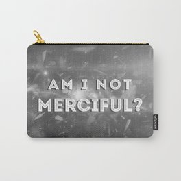 Illuminae - Am I Not Merciful? Carry-All Pouch
