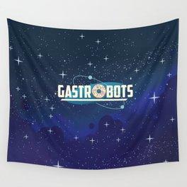 GastroBots Logo Wall Tapestry