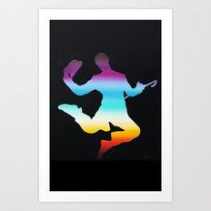 Fred Art Print
