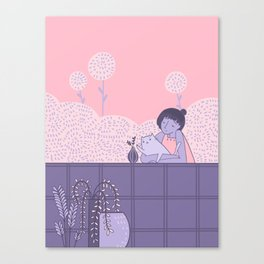 Your Florist's Tuesdays Canvas Print
