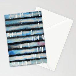 Electrophoresis 2 Stationery Cards