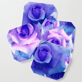 Bouquet de fleur Coaster