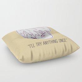 Kit Carruthers Floor Pillow