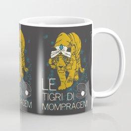 Books Collection: Sandokan, The Tigers of Mompracem Coffee Mug