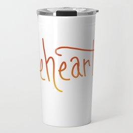 Fireheart Travel Mug