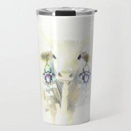 Bull Chic Travel Mug