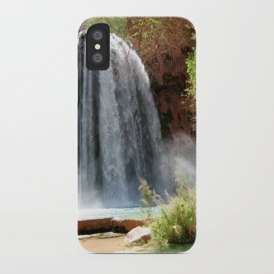 Cascades iPhone Case