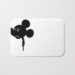Mickey is Dead No.3 Bath Mat