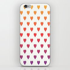POP heART iPhone & iPod Skin