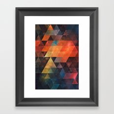 nyst Framed Art Print