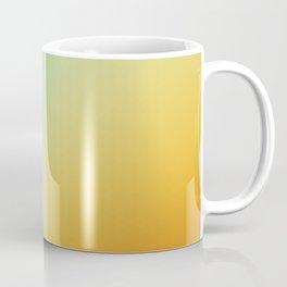 Gradient Colours: Orange Blue Coffee Mug