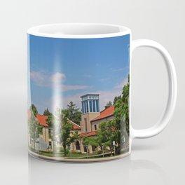 Lourdes University-  Mother Adelaide Hall Coffee Mug