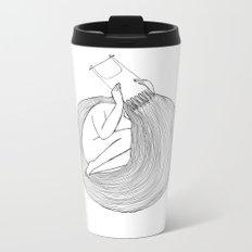 Post Surf Comb-Out Metal Travel Mug