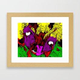 Fuckface Framed Art Print