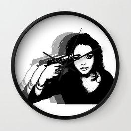 Lindsay Lohan. Wall Clock