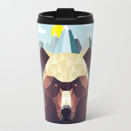 Bear Mountain  Travel Mug