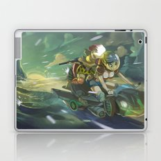 Escape + Pin up  Laptop & iPad Skin