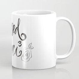 Blessed Mama to the 3rd Coffee Mug