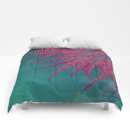 #Agave #psychedelic colors pop-art Sci Fi #Jungle Comforters